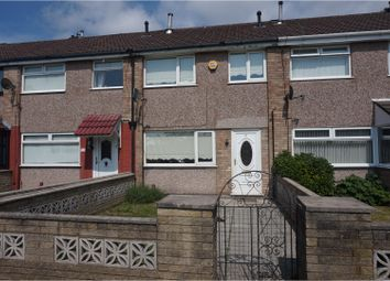 Thumbnail 3 bed town house for sale in Jean Walk, Fazakerley
