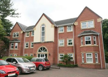 Thumbnail 2 bed flat to rent in The Manor, Brooklands Road, Sale