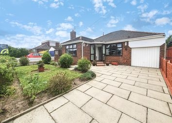 Thumbnail 3 bed detached bungalow for sale in Linkway Avenue, Ashton-In-Makerfield, Wigan
