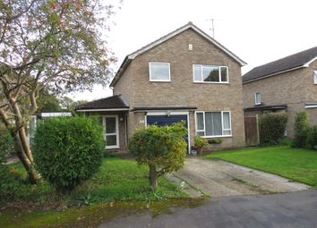 Thumbnail 4 bed detached house for sale in Vicarage Close, Bramford, Ipswich