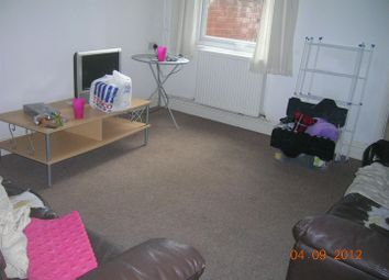 Thumbnail 4 bedroom terraced house to rent in Clarendon Park Road, Leicester