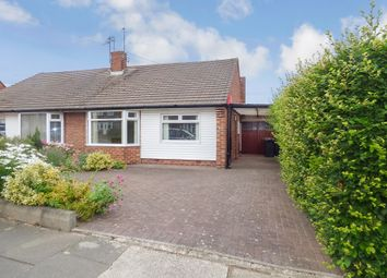 Thumbnail 2 bed bungalow for sale in Halton Drive, Wideopen, Newcastle Upon Tyne