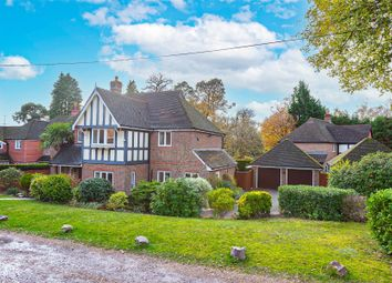 Heatherdale Road, Camberley GU15. 5 bed detached house for sale