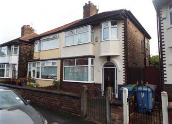 Thumbnail 3 bed semi-detached house for sale in Old Thomas Lane, Liverpool, Merseyside