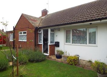 Thumbnail 2 bed bungalow for sale in Brook Close, Herne Bay