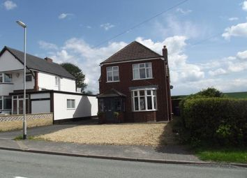 Thumbnail 3 bed detached house for sale in Hospital Road, Hammerwich, Burntwood