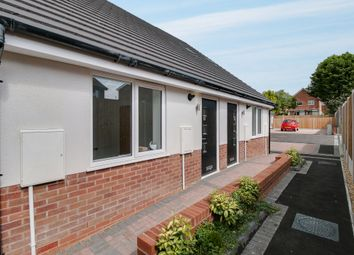 Thumbnail 1 bedroom terraced bungalow for sale in Mayfield Mews, Catshill, Bromgrove