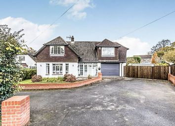 Thumbnail 5 bed detached house for sale in Redhill Road, Rowland's Castle