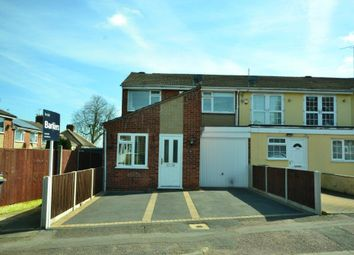 Thumbnail 3 bed semi-detached house for sale in Clarefield Road, Western Park, Leicester
