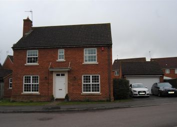 Thumbnail 4 bedroom detached house for sale in Wynwards Road, Swindon