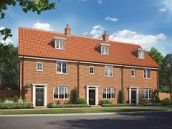 Thumbnail 3 bed detached house for sale in Ipswich Road, Needham Market