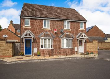 Thumbnail 2 bed semi-detached house for sale in Frog Road, Gillingham