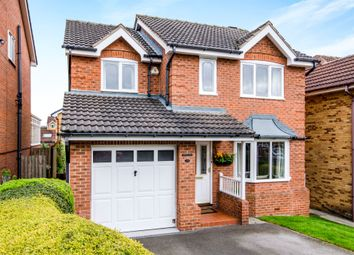 Thumbnail 4 bed detached house for sale in Sherwood Drive, Crigglestone, Wakefield