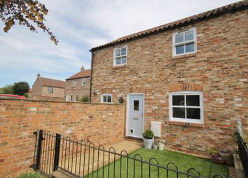 Thumbnail 2 bed end terrace house for sale in Castle Yard Stables, Thirsk