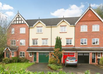 Thumbnail 3 bed town house for sale in Finsbury Way, Handforth, Wilmslow