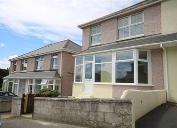 Thumbnail 3 bed property to rent in Colvreath Road, Newquay