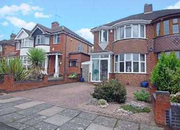 Thumbnail 3 bed semi-detached house for sale in Larne Road, Birmingham