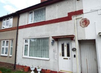 Thumbnail 3 bed terraced house for sale in Whiston Grove, Birmingham, West Midlands