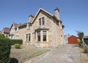Thumbnail 3 bed semi-detached house for sale in Young Street, Elgin