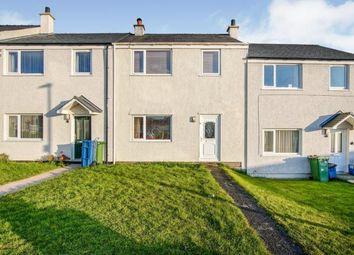 Thumbnail 3 bedroom terraced house for sale in Trefeilian Estate, Waunfawr, Caernarfon, Gwynedd