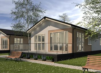 Thumbnail 2 bed lodge for sale in Hendra Croft, Newquay