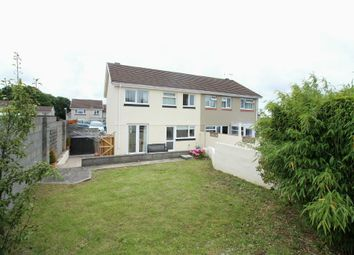 Thumbnail 4 bed semi-detached house for sale in Strongbow Walk, Pembroke