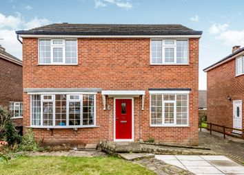 Thumbnail 4 bed detached house for sale in Whinmoor Court, Leeds