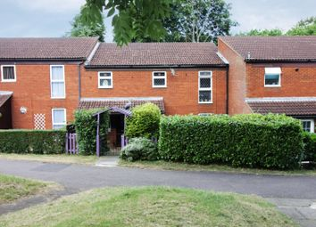 Thumbnail 3 bed town house for sale in Kimbolton Crescent, Stevenage, Hertfordshire