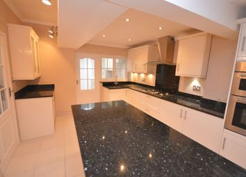 Thumbnail 4 bed semi-detached house to rent in Newquay Road, London