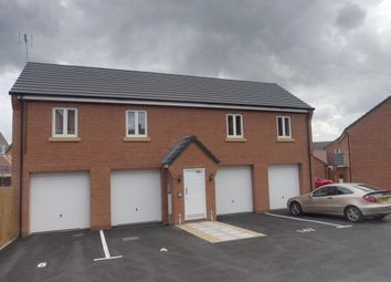 Thumbnail 1 bedroom property for sale in Signals Drive, New Stoke Village, Coventry