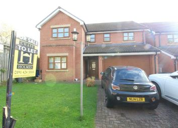 Thumbnail 5 bedroom detached house to rent in West Park View, South Shields