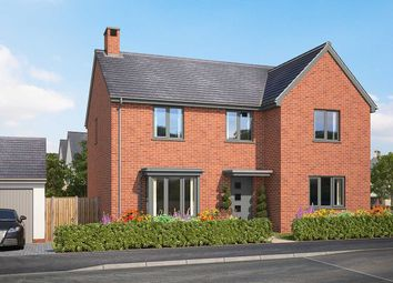"4 bed detached house for sale in ""The Buckland"" at Waddeton Close, Paignton TQ4"