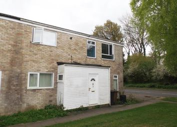 Thumbnail 3 bedroom end terrace house for sale in Barnstock, Bretton, Peterborough, Cambridgeshire