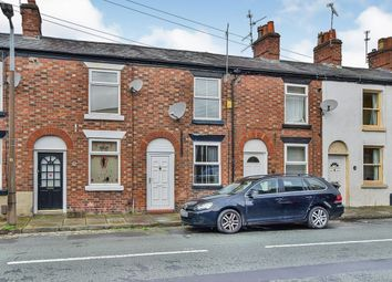Thumbnail 2 bed terraced house to rent in South Park Road, Macclesfield