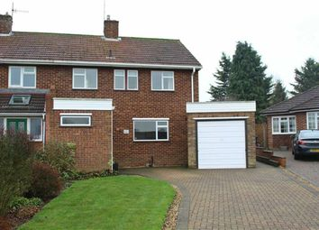 Thumbnail 3 bedroom semi-detached house for sale in Glebe Rd, Welwyn, Welwyn