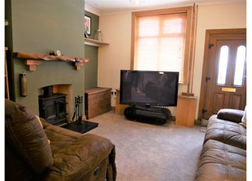 Thumbnail 2 bed terraced house for sale in The Green, Kingsley, Staffordshire