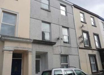 Thumbnail Studio to rent in Clifton Place, Plymouth