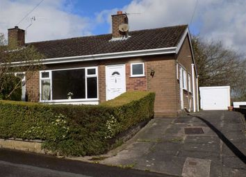 Thumbnail 2 bed semi-detached bungalow for sale in Haigh Close, Cheddleton, Leek