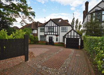Thumbnail 5 bed detached house to rent in Marsh Lane, London