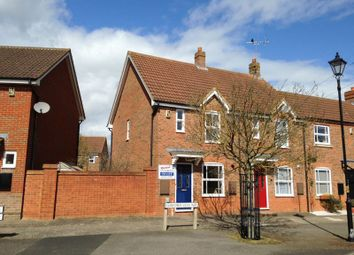 Thumbnail 2 bed end terrace house to rent in Fairford Leys Way, Aylesbury