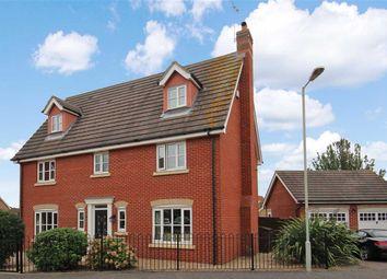Thumbnail 6 bedroom detached house for sale in Jeavons Lane, Grange Farm, Kesgrave, Ipswich