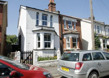 Thumbnail 3 bed semi-detached house for sale in Belmont Road, Belmont, Sutton, Surrey