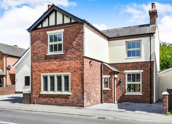 Thumbnail 3 bed detached house for sale in Derby Road, Marehay, Ripley