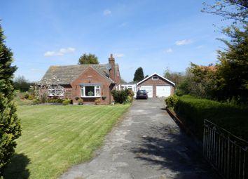 Thumbnail 3 bed detached house for sale in Bishopdyke Road, Sherburn In Elmet, Leeds