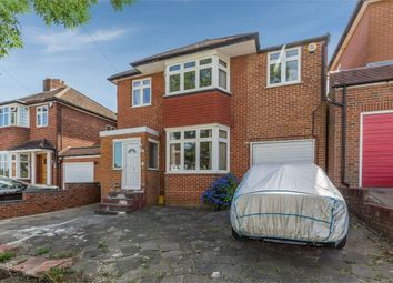 Thumbnail 5 bed detached house for sale in Curthwaite Gardens, Enfield, Greater London