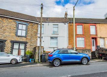 Thumbnail 3 bed terraced house for sale in Industrial Terrace, Troedyrhiw, Merthyr Tydfil, Mid Glamorgan