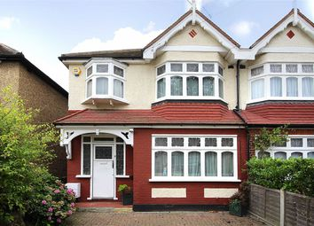 Thumbnail 3 bed semi-detached house for sale in Oaklands Avenue, Isleworth