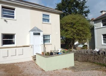Thumbnail 2 bed maisonette for sale in St Margarets Road, Torquay