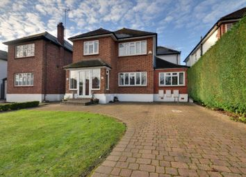 Thumbnail 4 bed detached house to rent in Murray Crescent, Pinner, Middlesex