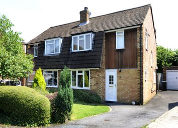 Thumbnail 3 bed semi-detached house for sale in Forge Close, Holmer Green, High Wycombe
